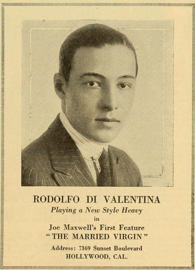 valentino married 1